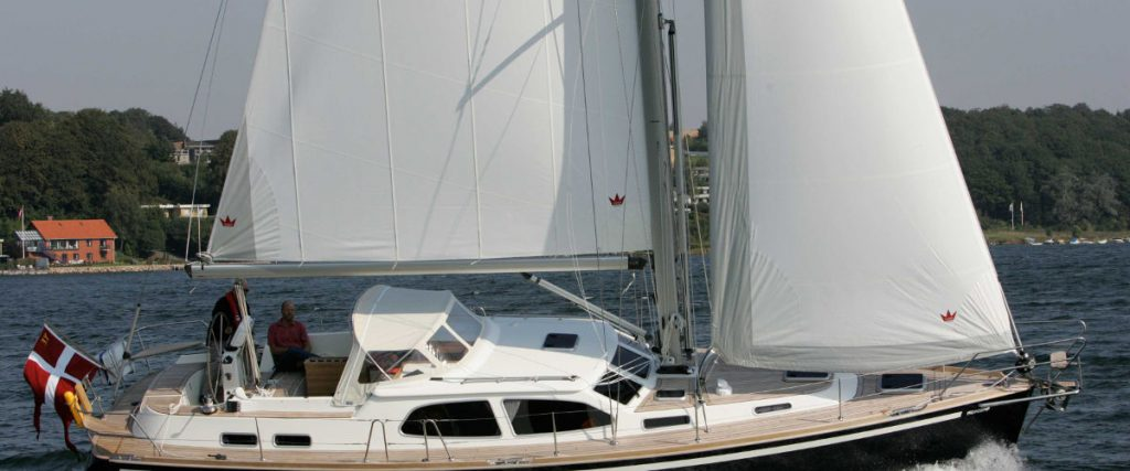 Randa Convenzionale EMS In Mast Con Lunghe Stecche Verticali Elvstrom.jpg